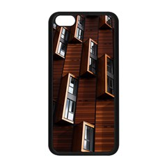 Abstract Architecture Building Business Apple Iphone 5c Seamless Case (black)