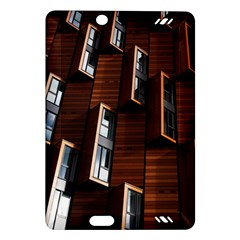 Abstract Architecture Building Business Amazon Kindle Fire Hd (2013) Hardshell Case
