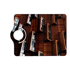 Abstract Architecture Building Business Kindle Fire Hd (2013) Flip 360 Case