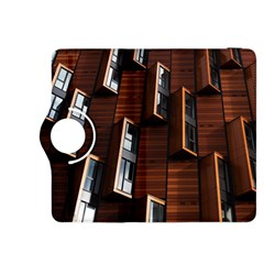 Abstract Architecture Building Business Kindle Fire HDX 8.9  Flip 360 Case