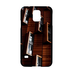 Abstract Architecture Building Business Samsung Galaxy S5 Hardshell Case