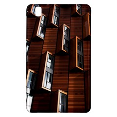 Abstract Architecture Building Business Samsung Galaxy Tab Pro 8 4 Hardshell Case