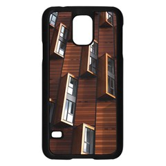 Abstract Architecture Building Business Samsung Galaxy S5 Case (black)