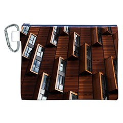 Abstract Architecture Building Business Canvas Cosmetic Bag (xxl)