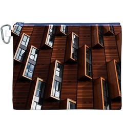 Abstract Architecture Building Business Canvas Cosmetic Bag (xxxl)