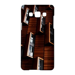 Abstract Architecture Building Business Samsung Galaxy A5 Hardshell Case