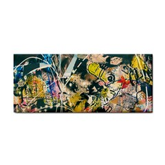 Art Graffiti Abstract Vintage Lines Cosmetic Storage Cases