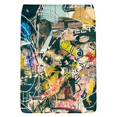 Art Graffiti Abstract Vintage Lines Flap Covers (s)
