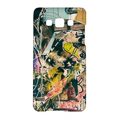 Art Graffiti Abstract Vintage Lines Samsung Galaxy A5 Hardshell Case
