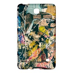 Art Graffiti Abstract Vintage Lines Samsung Galaxy Tab 4 (8 ) Hardshell Case