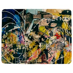 Art Graffiti Abstract Vintage Lines Jigsaw Puzzle Photo Stand (rectangular)
