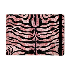 Skin2 Black Marble & Red & White Marble (r) Apple Ipad Mini Flip Case