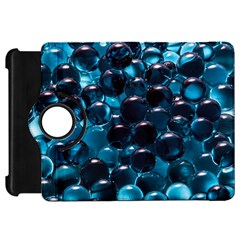 Blue Abstract Balls Spheres Kindle Fire Hd 7