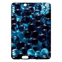 Blue Abstract Balls Spheres Kindle Fire Hdx Hardshell Case