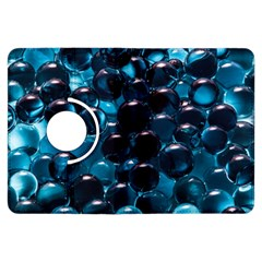 Blue Abstract Balls Spheres Kindle Fire Hdx Flip 360 Case