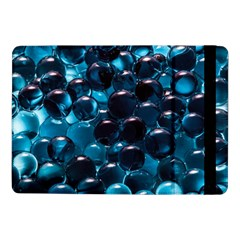 Blue Abstract Balls Spheres Samsung Galaxy Tab Pro 10 1  Flip Case