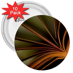 Book Screen Climate Mood Range 3  Buttons (10 Pack)