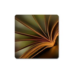 Book Screen Climate Mood Range Square Magnet