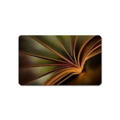 Book Screen Climate Mood Range Magnet (Name Card)