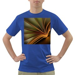 Book Screen Climate Mood Range Dark T Shirt