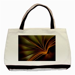 Book Screen Climate Mood Range Basic Tote Bag (two Sides)