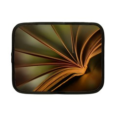 Book Screen Climate Mood Range Netbook Case (small)