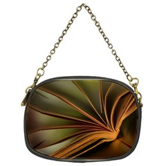 Book Screen Climate Mood Range Chain Purses (two Sides)