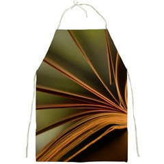 Book Screen Climate Mood Range Full Print Aprons