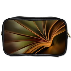 Book Screen Climate Mood Range Toiletries Bags 2 Side