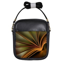 Book Screen Climate Mood Range Girls Sling Bags