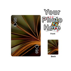 Book Screen Climate Mood Range Playing Cards 54 (Mini)