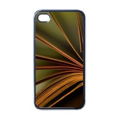 Book Screen Climate Mood Range Apple Iphone 4 Case (black)