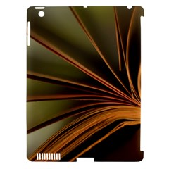 Book Screen Climate Mood Range Apple Ipad 3/4 Hardshell Case (compatible With Smart Cover)
