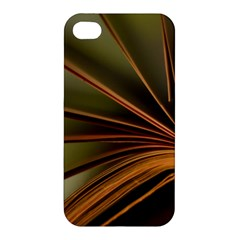 Book Screen Climate Mood Range Apple Iphone 4/4s Premium Hardshell Case