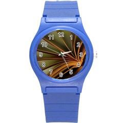 Book Screen Climate Mood Range Round Plastic Sport Watch (s)