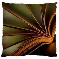 Book Screen Climate Mood Range Large Cushion Case (two Sides)