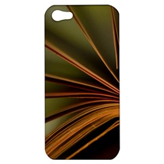 Book Screen Climate Mood Range Apple Iphone 5 Hardshell Case