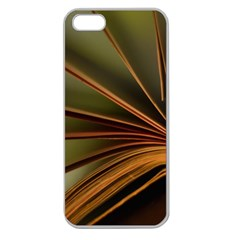 Book Screen Climate Mood Range Apple Seamless Iphone 5 Case (clear)