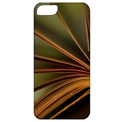 Book Screen Climate Mood Range Apple Iphone 5 Classic Hardshell Case