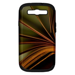 Book Screen Climate Mood Range Samsung Galaxy S Iii Hardshell Case (pc+silicone)