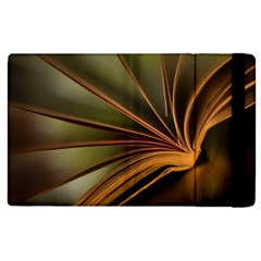 Book Screen Climate Mood Range Apple Ipad 3/4 Flip Case