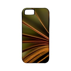 Book Screen Climate Mood Range Apple Iphone 5 Classic Hardshell Case (pc+silicone)