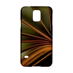 Book Screen Climate Mood Range Samsung Galaxy S5 Hardshell Case