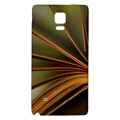 Book Screen Climate Mood Range Galaxy Note 4 Back Case
