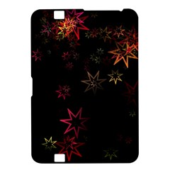 Christmas Background Motif Star Kindle Fire HD 8.9