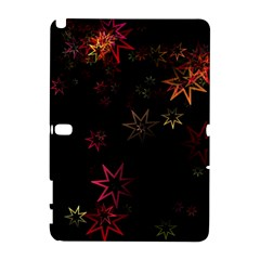 Christmas Background Motif Star Galaxy Note 1