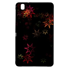 Christmas Background Motif Star Samsung Galaxy Tab Pro 8 4 Hardshell Case