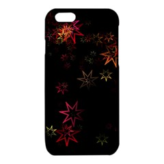 Christmas Background Motif Star iPhone 6/6S TPU Case