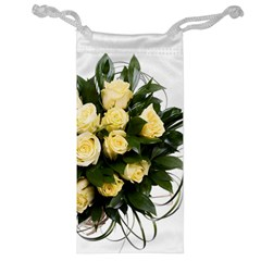 Bouquet Flowers Roses Decoration Jewelry Bag