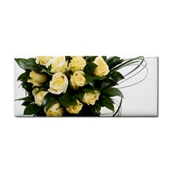Bouquet Flowers Roses Decoration Cosmetic Storage Cases